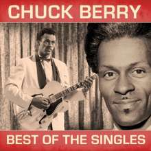 Chuck Berry: Best Of The Singles (Deluxe Edition) (Red Vinyl), 2 LPs