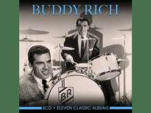 Buddy Rich (1917-1987): Eleven Classic Albums, 6 CDs