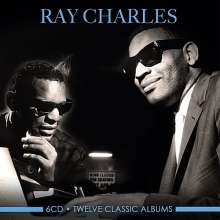 Ray Charles: Twelve Classic Albums, 6 CDs