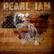 Pearl Jam: Live On Air 1992 - 1995, 10 CDs