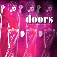 The Doors: Light My Fire: Live 1967 - 1972, 6 CDs