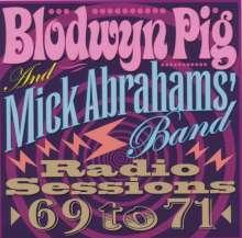 Blodwyn Pig: Radio Sessions 1969 - 1971, CD