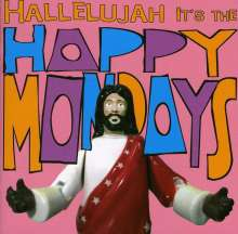 Happy Mondays: Hallelujah It's The Happy Mondays, 1 CD und 1 DVD