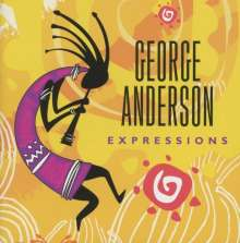 George Anderson (Shakatak): Expressions, CD