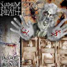 Napalm Death: Enemy Of The Music Business (180g), LP