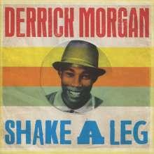 Derrick Morgan: Shake A Leg, CD