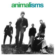 The Animals: Animalisms (remastered) (180g), LP