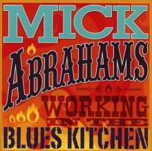 Mick Abrahams & Sharon Watson: Working In The Blues Kitchen, CD