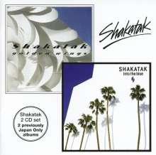 Shakatak: Golden Wings / Into The Blue, 2 CDs