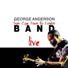 George Anderson (Shakatak): Live - From Cape Town To London, CD
