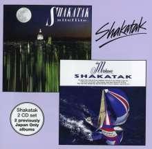 Shakatak: Da Makani / Niteflite, 2 CDs