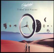 Shakatak: Times And Places, CD