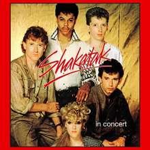 Shakatak: In Concert, 1 CD und 1 DVD