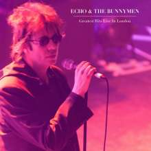 Echo & The Bunnymen: Greatest Hits Live In London, LP
