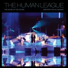 The Human League: The Sound Of The Crowd - Greatest Hits In Concert, 1 LP und 1 DVD