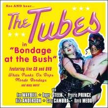 The Tubes: Bondage At The Bush, 2 CDs und 1 DVD
