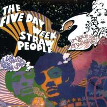 The Five Day Week Straw People: Five Day Week Straw People, CD