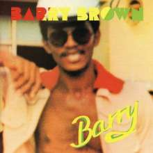 Barry Brown: Barry, CD