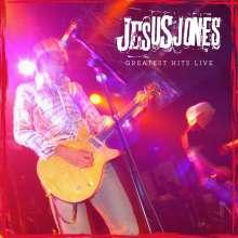 Jesus Jones: Greatest Hits Live, LP