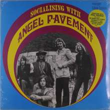 Angel Pavement: Socialising With Angel Pavement (180g), LP