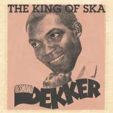 Desmond Dekker: King Of Ska (180g) (Red Vinyl), LP