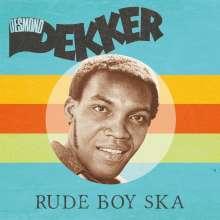 Desmond Dekker: Rude Boy Ska (180g) (Red Vinyl), LP