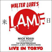 Walter's L.A.M.F. Lure: Live In Tokyo, CD