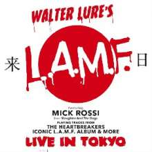 Walter Lure's L.A.M.F.: Live In Tokyo, LP