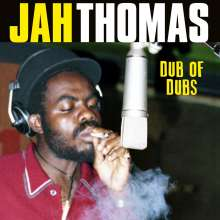Jah Thomas: Dub Of Dubs (180g) (White Vinyl), LP