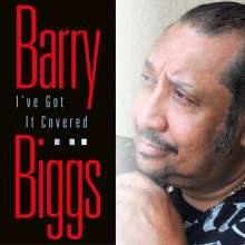 Barry Biggs: I've Got It Covered, CD