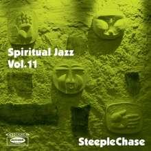 Spiritual Jazz Vol. 11: SteepleChase, 2 LPs