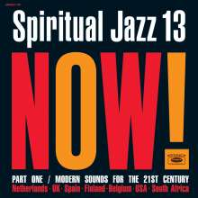 Spiritual Jazz Vol.13: NOW Part 1, 2 LPs