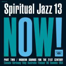 Spiritual Jazz Vol. 13: NOW Part 2, 2 LPs