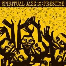 Spiritual Jazz Vol.10: Prestige, CD
