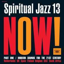 Spiritual Jazz Vol.13: NOW Part 1, CD