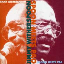 Jimmy Witherspoon: Spoon Meets Pao, CD