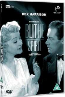 Blithe Spirit (1944) (UK Import), DVD