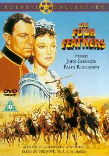 The Four Feathers (1939) (UK Import), DVD