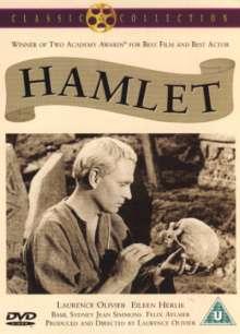 Hamlet (1948) (UK Import), DVD
