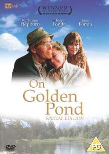 On Golden Pond (1981) (UK Import), DVD