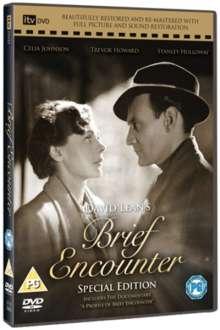Brief Encounter (UK Import), DVD