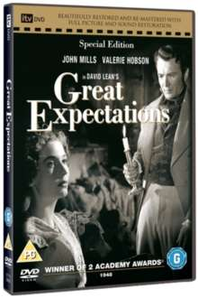 Great Expectations (1946) (UK Import), DVD