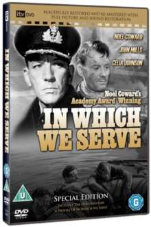 In Which We Serve (1942) (UK Import), DVD