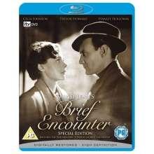 Brief Encounter (Blu-ray) (UK Import), DVD