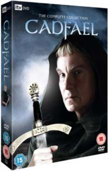 Cadfael Season 1-4 (UK Import), 5 DVDs