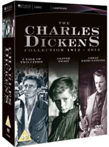 Charles Dickens Collection (UK Import), 3 DVDs