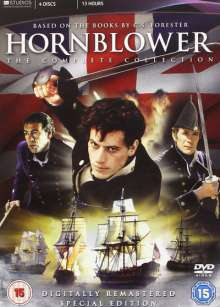 Hornblower - The Complete Collection (UK Import), 4 DVDs