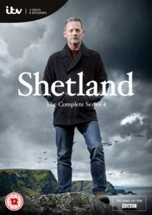 Shetland Season 4 (UK-Import), DVD