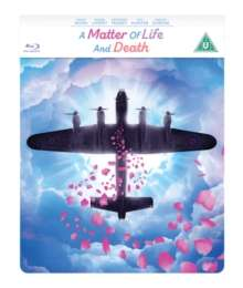 A Matter Of Life And Death (UK Import), Blu-ray Disc