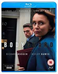 Bodyguard (2018) (Blu-ray) (UK Import), 2 Blu-ray Discs